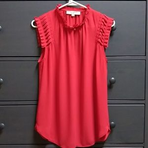 Loft blouse women's small
